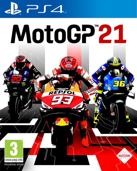 MotoGP 21 [PS4]