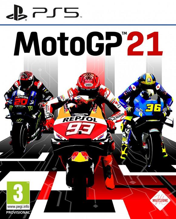 MotoGP 21 [PS5]