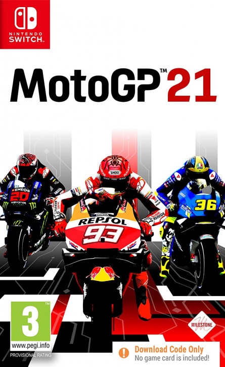 MotoGP 21 [Nintendo Switch]
