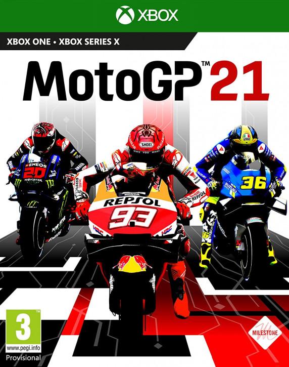 MotoGP 21 [Xbox One]