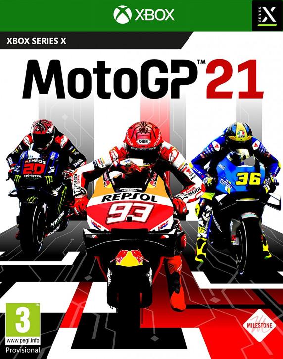 MotoGP 21 [Xbox Series X]