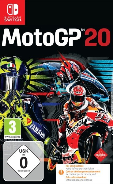 MotoGP20 [Switch]