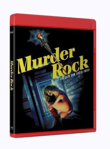 Murder Rock [Blu-ray]
