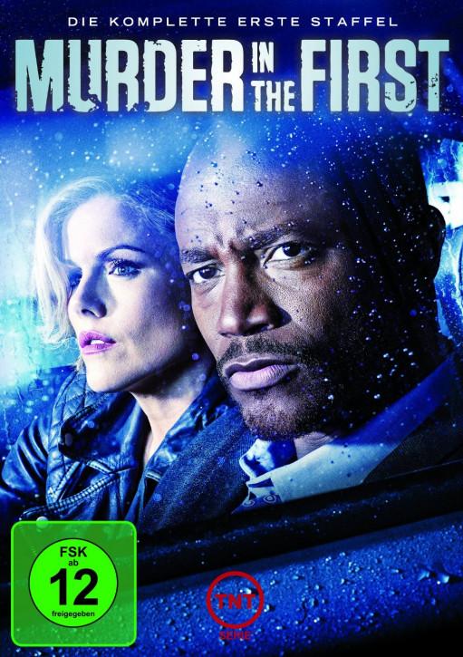 Murder in the First - Die komplette erste Staffel [3 DVDs]