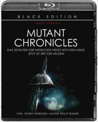Mutant Chronicles - Black Edition [Blu-ray]