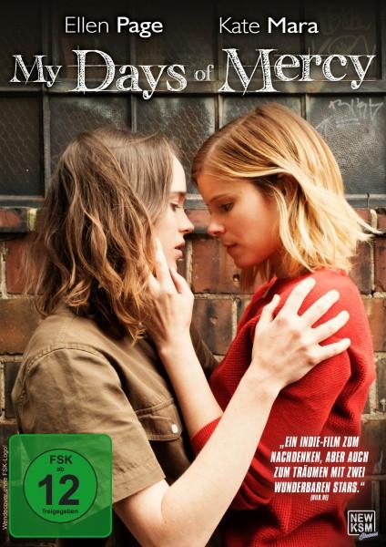 My Days of Mercy [DVD]