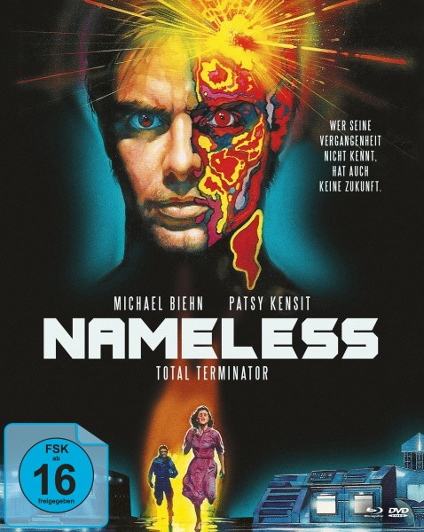 Nameless - Total Terminator - Limited Mediabook - Cover A [Blu-ray+DVD]