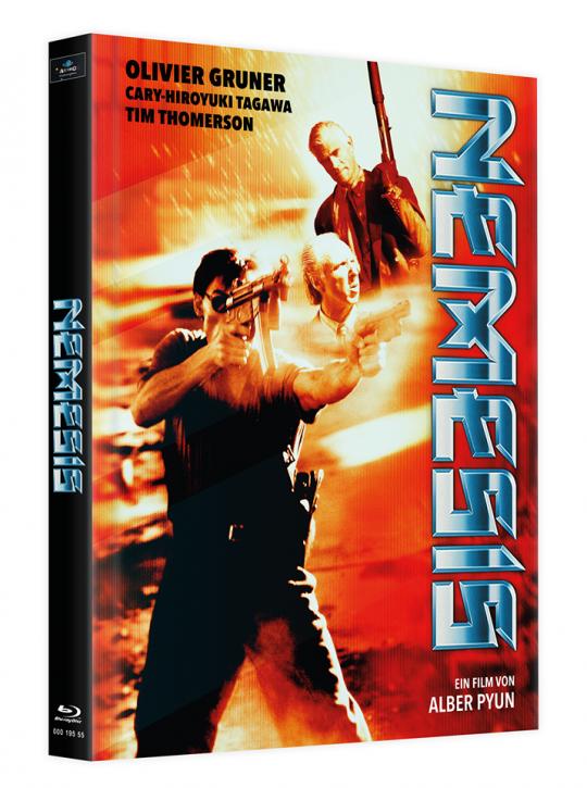 Nemesis - Mediabook - Cover B [Blu-ray]