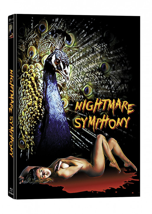 Nightmare Symphony - Limited Mediabook Edition - Cover A [Blu-ray+DVD]