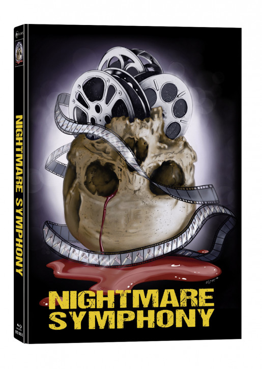 Nightmare Symphony - Limited Mediabook Edition - Cover C [Blu-ray+DVD]