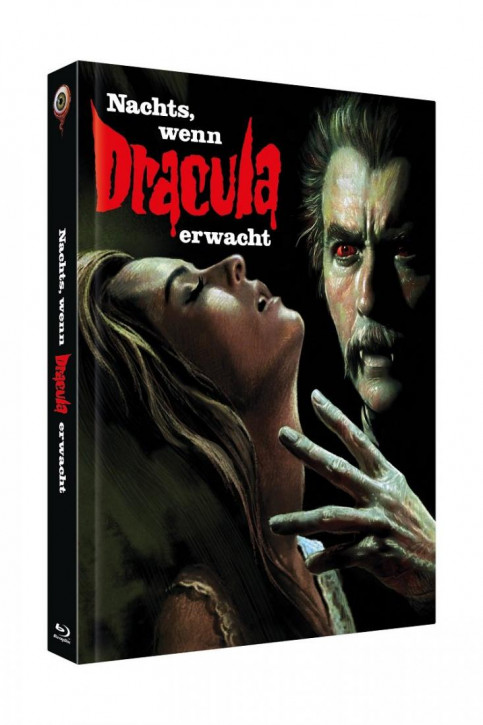 Nachts, wenn Dracula erwacht - Limited Collectors Edition Cover B [Blu-ray+DVD]