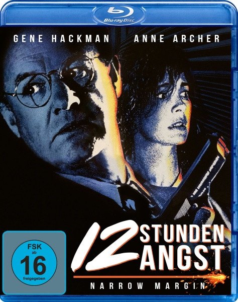 Narrow Margin - 12 Stunden Angst [Blu-ray]