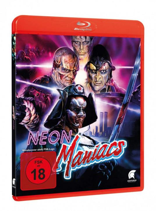 Neon Maniacs [Blu-ray]