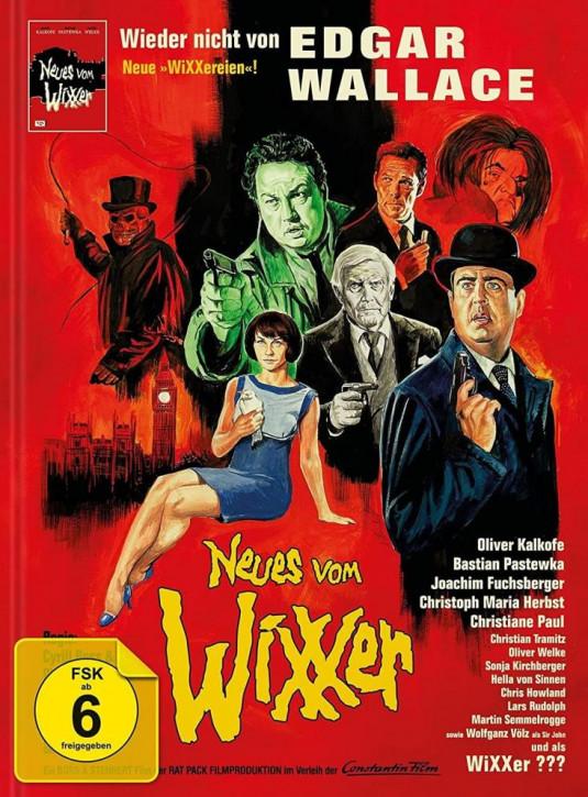 Neues vom WiXXer - Mediabook [Blu-ray]