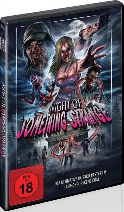 Night of Something Strange [DVD]