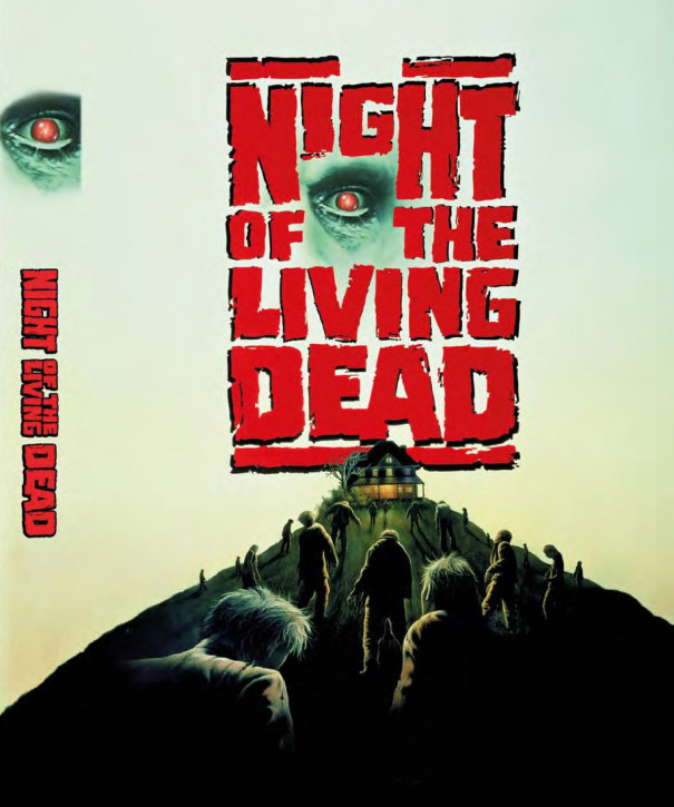 Night of the Living Dead (1990)- Limited Mediabook - Cover C [Blu-ray+DVD]