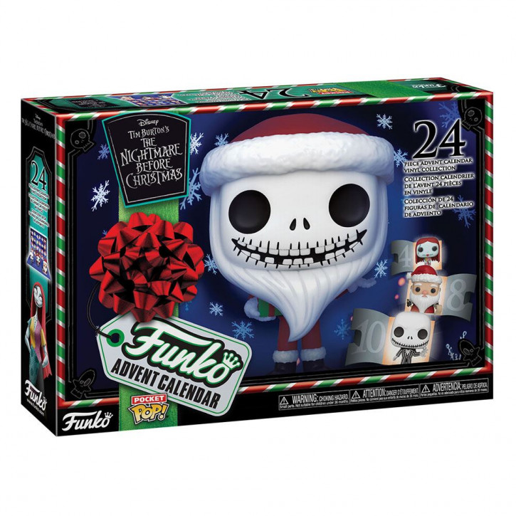 Nightmare Before Christmas Pocket POP! - Adventskalender