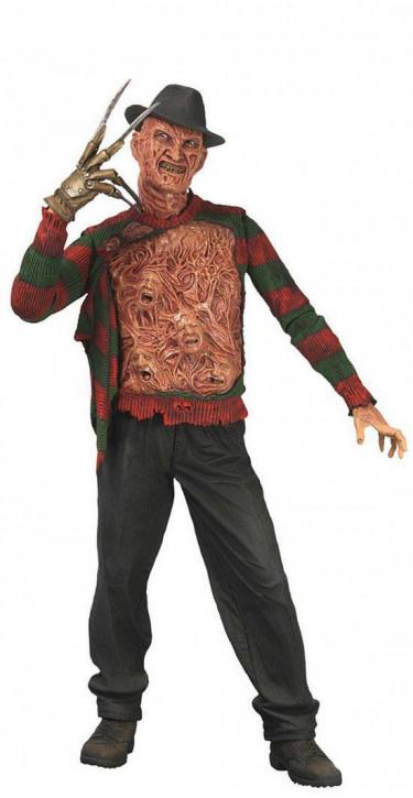 Nightmare On Elm Street 3 - Actionfigur Ultimate - Freddy