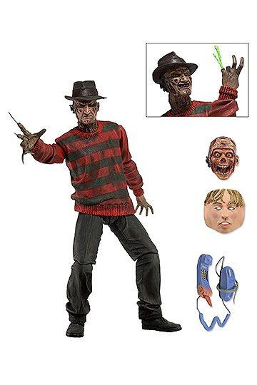 Nightmare On Elm Street - Actionfigur - Freddy Krueger (30th Anniversary Ultimate)