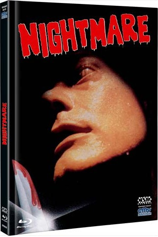 Nightmare (In a Damaged Brain) - Limited Mediabook Edition - Cover A [Blu-ray+DVD]