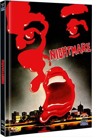 Nightmare (In a Damaged Brain) - Limited Mediabook Edition - Cover C [Blu-ray+DVD]