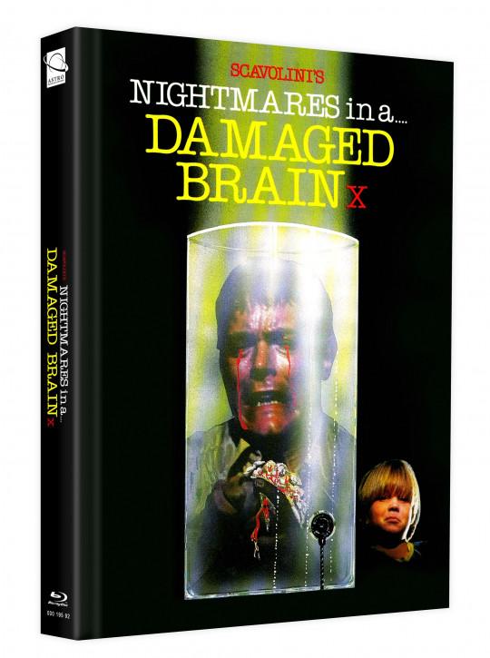 Nightmare in a Damaged Brain - Mediabook - Cover C [Blu-ray]