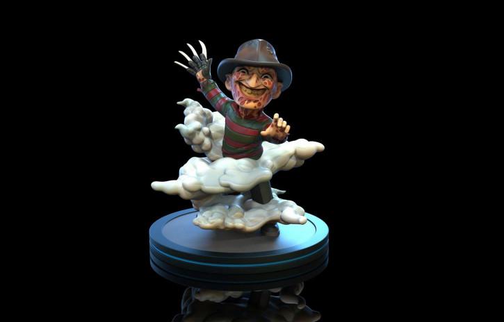 Nightmare on Elm Street - Q-Fig - Freddy Krueger