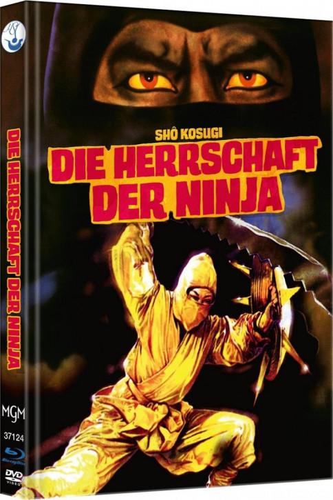 Ninja III - Die Herrschaft der Ninja - Limited Mediabook Edition - Cover C [Blu-ray-DVD]