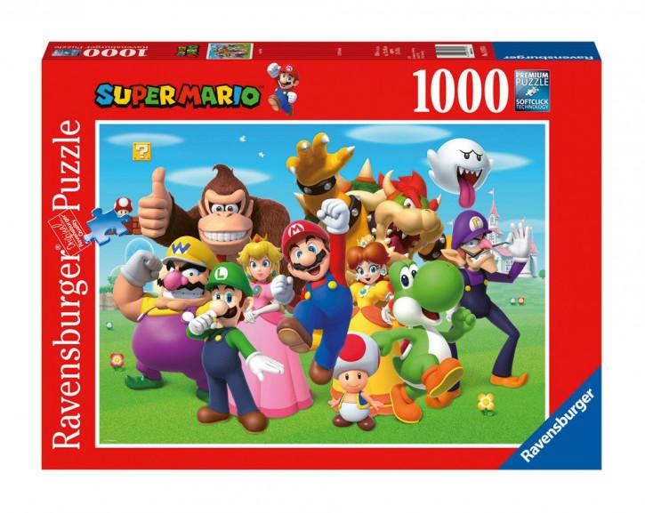 Nintendo - Puzzle - Super Mario