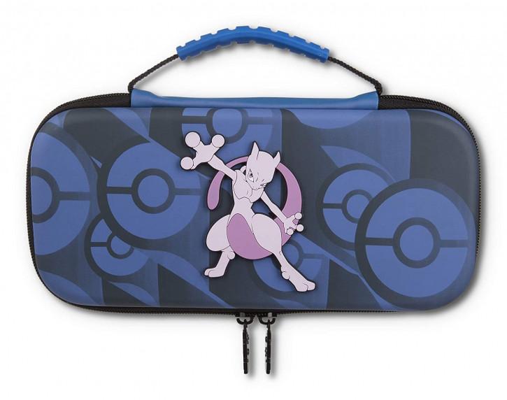 Nintendo Switch - Pokemon Silhouette Schutzhülle - Mewtu