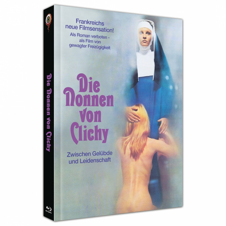 Die Nonnen von Clichy - Limited Collectors Edition - Cover A [Blu-ray+DVD]