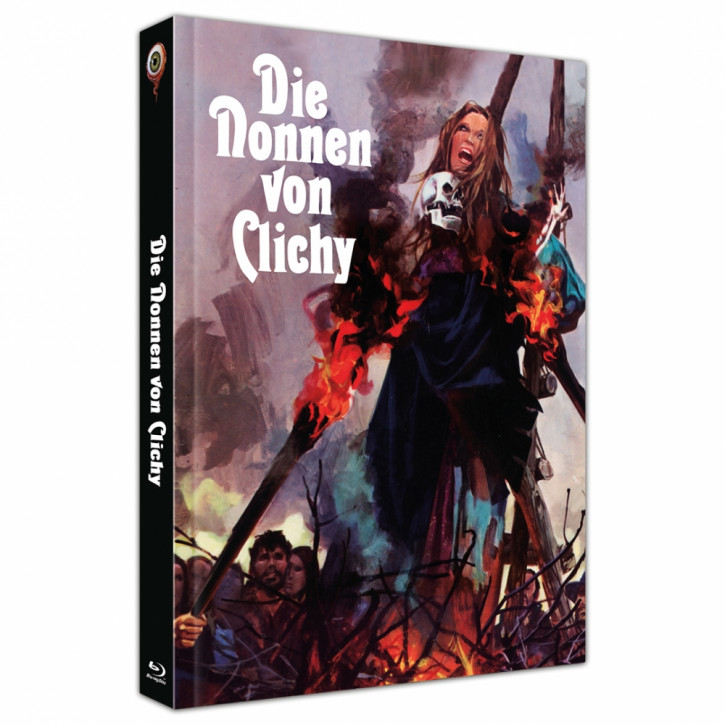 Die Nonnen von Clichy - Limited Collectors Edition - Cover B [Blu-ray+DVD]
