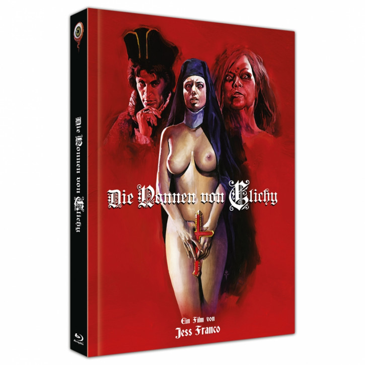 Die Nonnen von Clichy - Limited Collectors Edition - Cover C [Blu-ray+DVD]