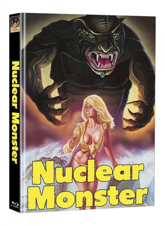 Nuclear Monster - Limited Mediabook Edition (Super Spooky Stories #66) [DVD]