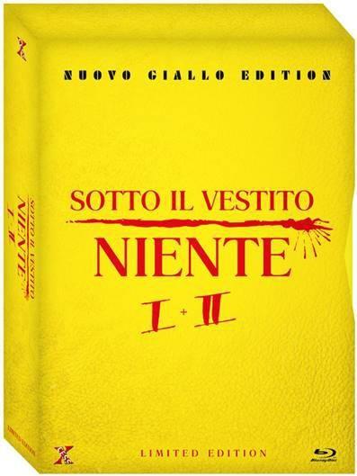 Nuovo Giallo Box - Nuovo Giallo Edition - [Blu-ray+DVD]