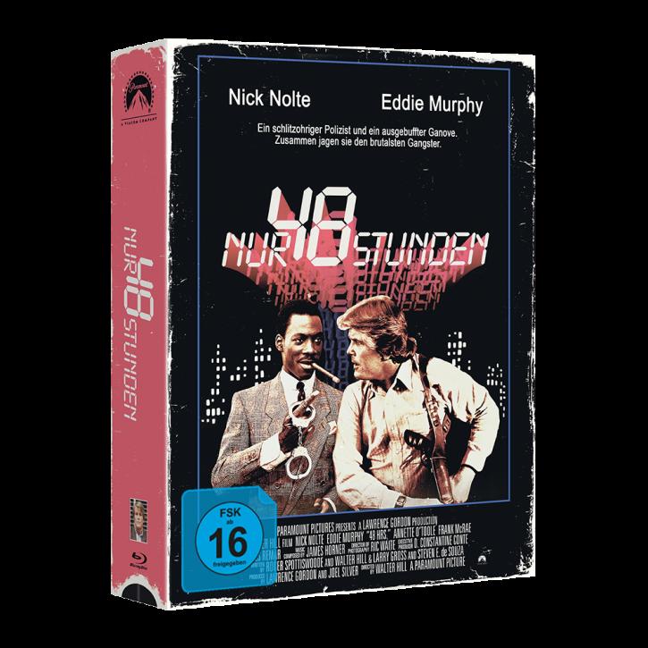 Nur 48 Stunden - Tape Edition [Blu-ray]