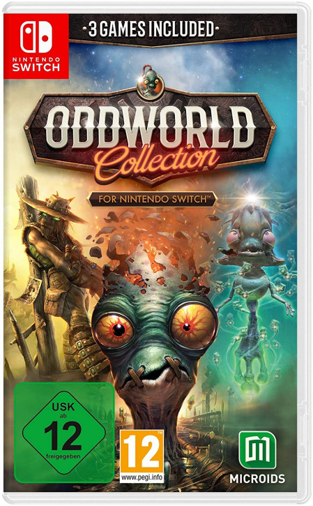 Oddworld: Collection [Nintendo Switch]
