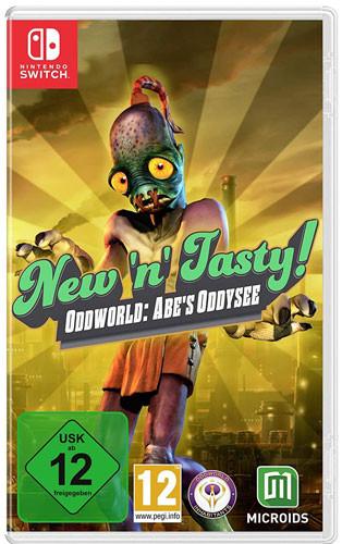 Oddworld: New'n' Tasty [Nintendo Switch]