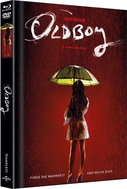 Oldboy - Limited Mediabook - Cover B [Blu-ray+DVD]