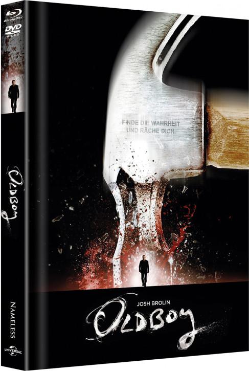 Oldboy - Limited Mediabook - Cover C [Blu-ray+DVD]