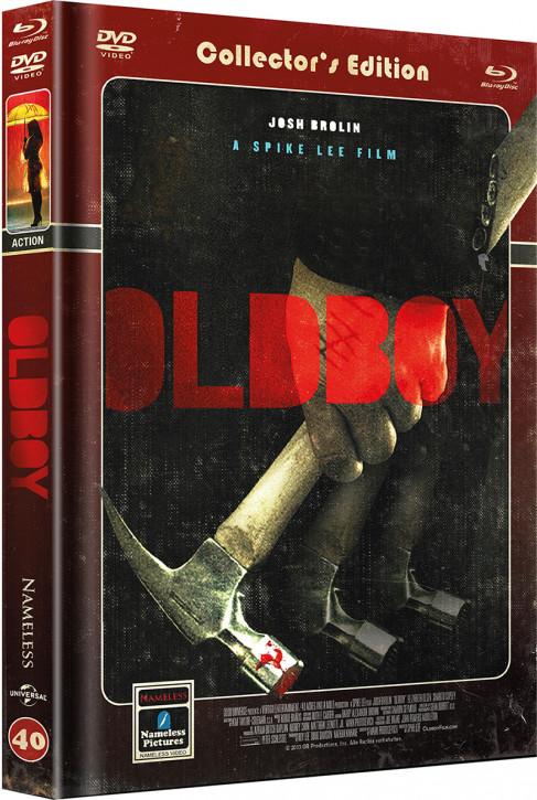 Oldboy - Limited Mediabook - Cover D [Blu-ray+DVD]