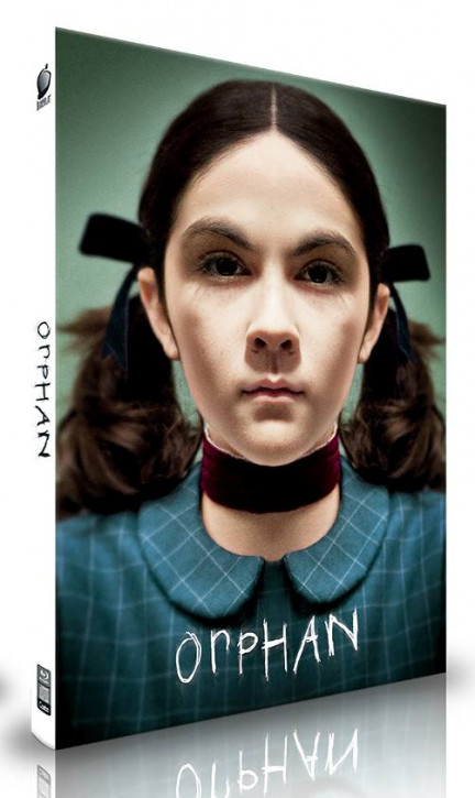 Orphan - Das Waisenkind - Limited Mediabook Edition - Cover C [Blu-ray+CD]