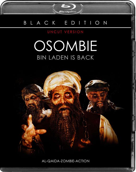 Osombie - Black Edition [Blu-ray]