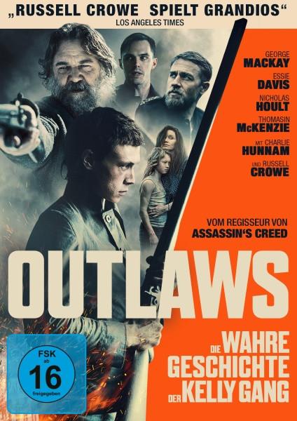 Outlaws - Die wahre Geschichte der Kelly Gang [DVD]