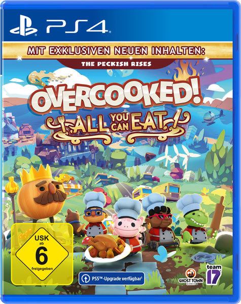 Overcooked all you can Eat [PS4]