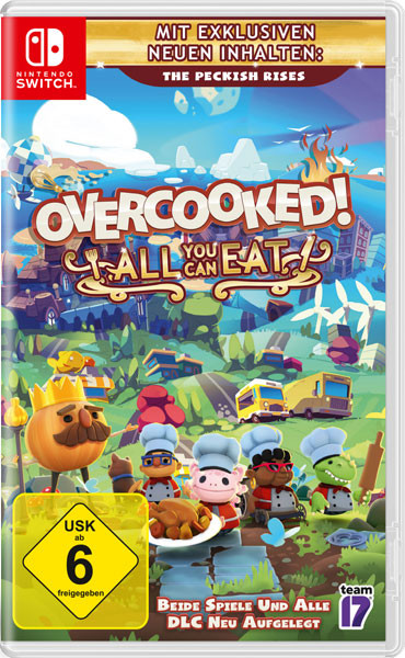 Overcooked all you can Eat [Nintendo Switch]