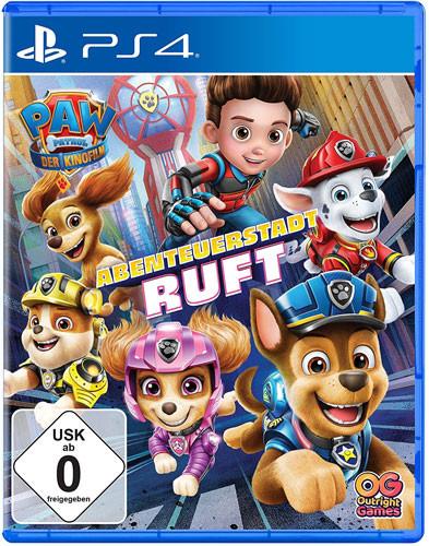 PAW Patrol Abenteuerstadt - Der Kinofilm [PS4]