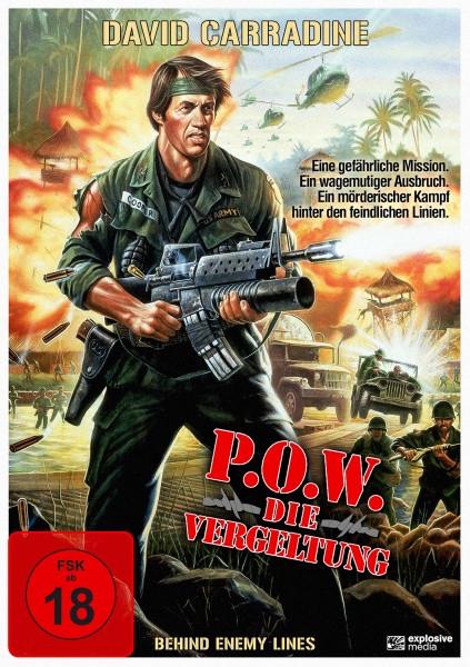 P.O.W. - Die Vergeltung [DVD]