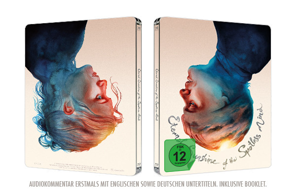 Vergiss mein nicht! (Eternal Sunshine of the Spotless Mind) - Steelbook [Blu-ray]