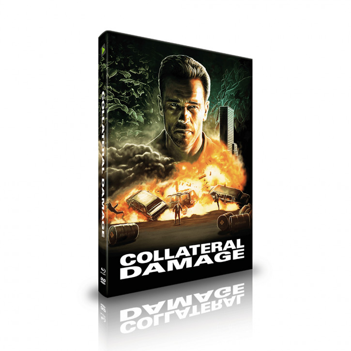 Collateral Damage - Limited Mediabook - Cover B [Blu-ray+DVD]